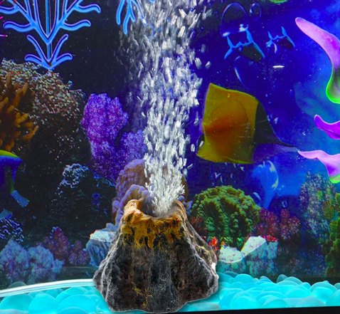 Creative Fish Tank Decorations for Your Aquarium